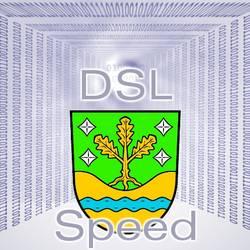 Grafik zu DSL-Ausbau in der Gemeinde Kabelsketal