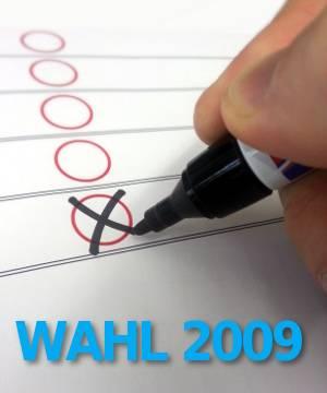 Kommunalwahl 2009 [(c): Karsten Braun]