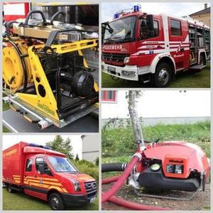 Feuerwehr Dölbau